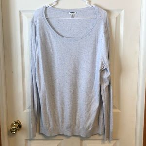 Old Navy Pullover Blue Sweater Size XL